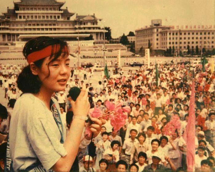 """""""The Girl from the South"""" deJosé Luis Garcia,documentaitre sur sa recherche d'une jeune sud-coréeene rencontrée à Pyongyangà la fin des années 80.  (DR)"""