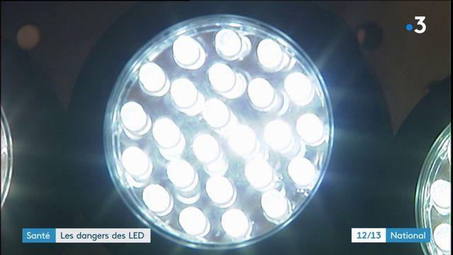 Santé :  les dangers des LED