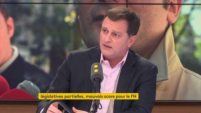 """Les Patriotes """"Des gens qui ont fait profession de nuire au FN,"""" s'agace Louis Aliot, vice-président du FN """"Il n'y a pas de place pour des concurrents issus de chez nous qui passent leur temps à insulter le parti en place"""""""