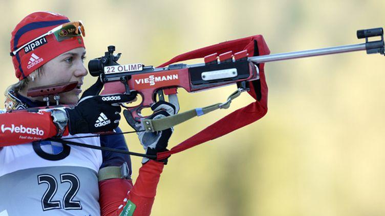 Irina Starykh. (CHRISTOF STACHE / AFP)