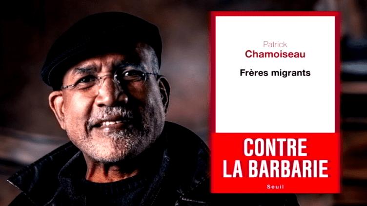 """Patrick Chamoiseau auteur de """"Frères migrants""""  (France Ô/ culturebox)"""