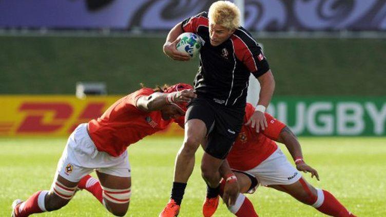 Le Canada a créé la surprise en dominant les Iles Tonga