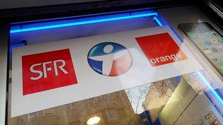 Une panne d'Internet et de téléphonie touche les opérateurs français, lundi 14 mai 2018. (MAXPPP)