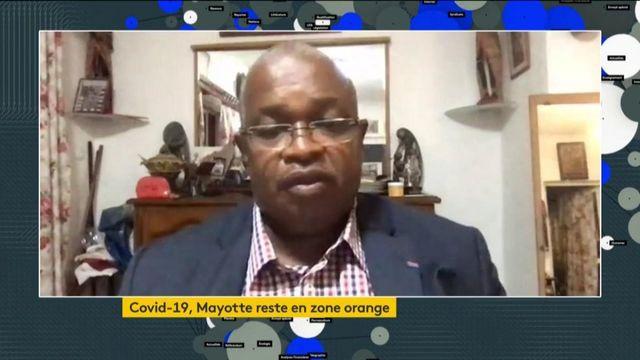 """Mansour Kamardine (LR) : """"Le gouvernement regarde ailleurs pendant que Mayotte brûle"""""""