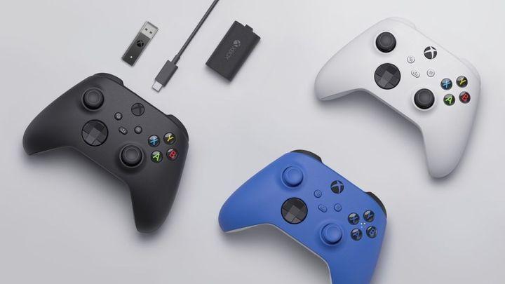 Les manettes de Xbox nouvelle génération seront compatibles avec les anciennes unités éditées par Microsoft. (MICROSOFT)