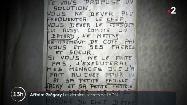 Affaire Grégory : de nouvelles expertises ADN ordonnées par la justice