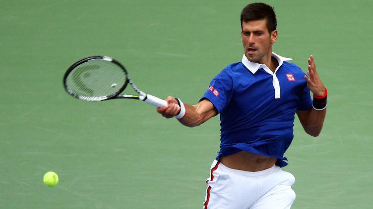 Novak Djokovic vainqueur facile de son premier tour à l'US Open (CLIVE BRUNSKILL / GETTY IMAGES NORTH AMERICA)