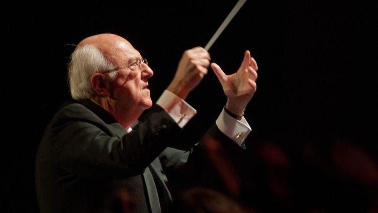 Immense compositeur de musique de film, Vladimir Cosma a su mettre en musique la Provence et les souvenirs de Pagnol  (MAXPPP)