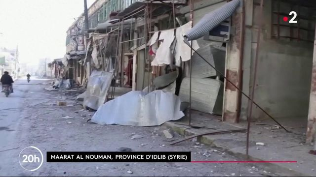 Syrie : des combats meurtriers à Idlib