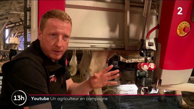 Agriculture : rencontre avec un éleveur de la Sarthe, devenu une star sur internet