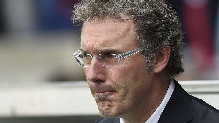 Laurent Blanc (FRANCK FIFE / AFP)