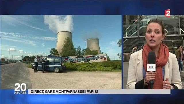 Loi Travail : grève votée dans toutes les centrales nucléaires