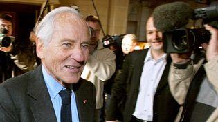 Jean d'Ormesson ici en 2002.  (JACK GUEZ / AFP)