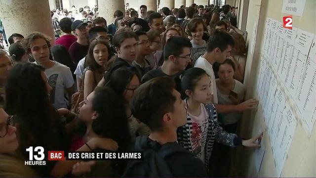 Bac 2017 : fin du suspense pour les bacheliers français