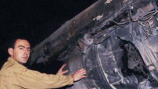 Guerre du Golfe : le courage du capitaine Hummel, pilote de l'opération Tempête du désert (FRANCE 3)