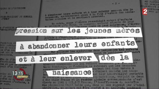 """VIDEO. """"13h15"""". Adoption : où sont les pupilles de la Fondation d'Heucqueville ?"""