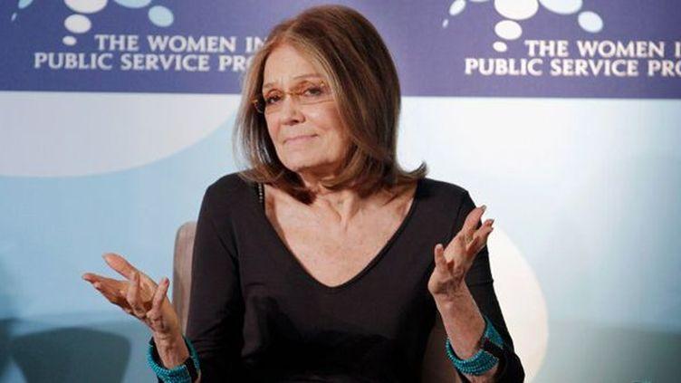 Gloria Steinem est à l'origine de la pétition  (CHIP SOMODEVILLA / GETTY IMAGES NORTH AMERICA / AFP)