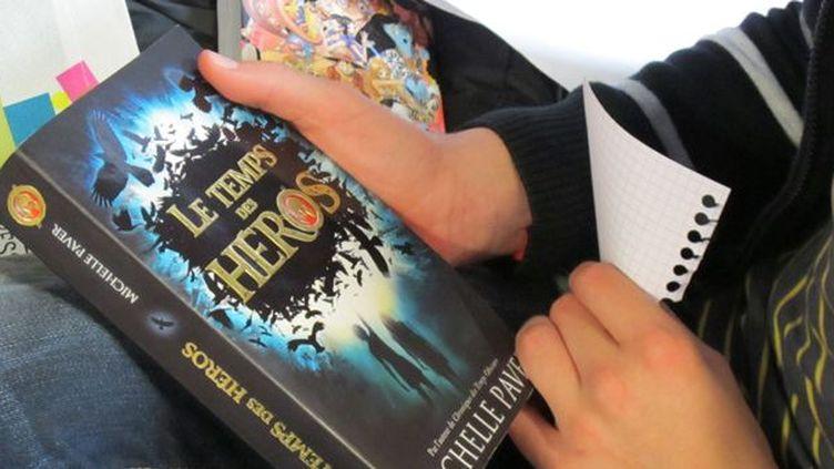 Près de 80 % des enfants déclarent aimer la lecture  (Laurence Houot / Culturebox)