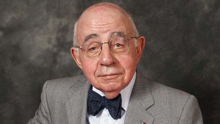 Jacques Rigaud, président De RTL pendant 20 ans et homme de culture est décédé à l'âge de 80 ans  (FRANCOIS GUILLOT / AFP)