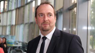 Ledéputé LREM Christophe Arend, le 18 juin 2017. (MAXPPP)