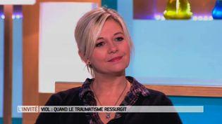 Flavie Flament, invitée du Magazine de la Santé le 2 décembre 2016
