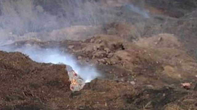 La lutte contre les incendies prouve son efficacité