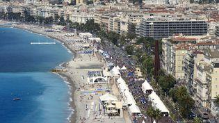 Le comité régional du tourisme (CRT) de la Côte d'Azur a présenté, le12 août 2016, un plan de relance du tourisme d'un million d'euros après l'attentat de Nice (Alpes-Maritimes) (photo d'illustration). (RIEGER BERTRAND / HEMIS.FR / AFP)