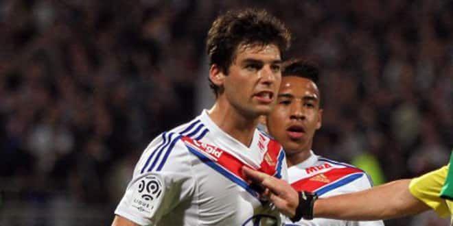 Le Lyonnais Yoann Gourcuff