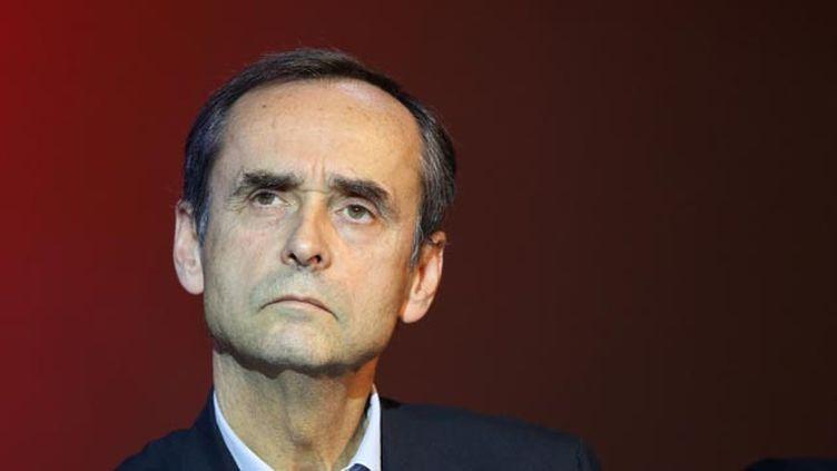 (Robert Ménard retoqué  par le tribunal administratif de Montpellier © ALAIN ROBERT/APERCU/SIPA)