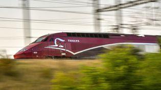 Les faits ont eu lieu le vendredi 21 août 2015 dans un Thalys entre Amsterdam et Paris. (Photo d'illustration) (PHILIPPE HUGUEN / AFP)