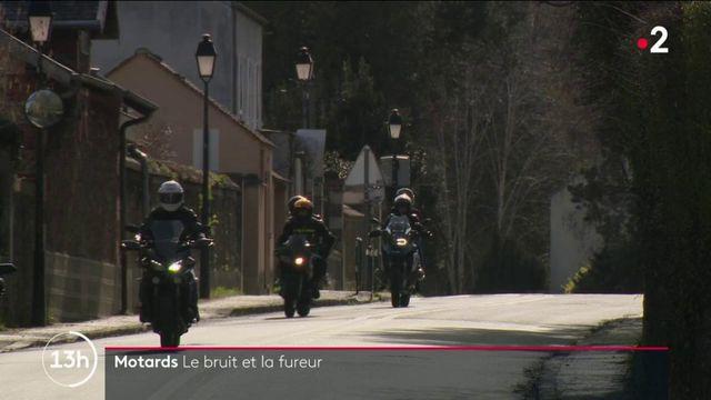 Nuisance sonore des motos : la colère montechez les riverains