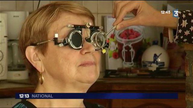 Santé : le succès d'une opticienne mobile en Mayenne