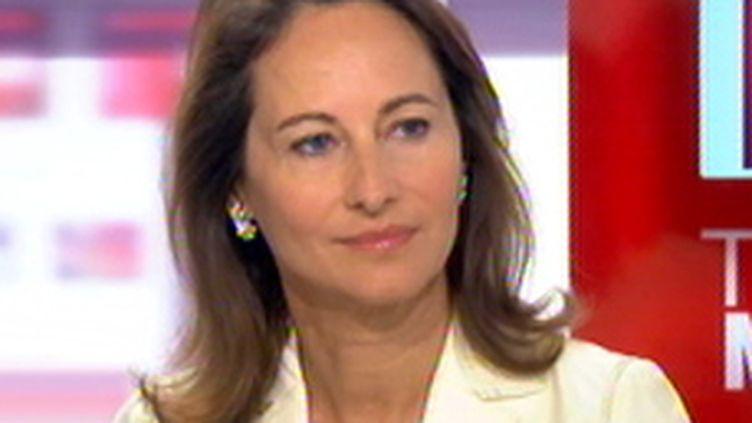 Ségolène Royal dans les 4 Vérités (09/09/09) (© France 2)