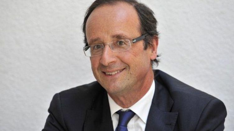 François Hollande devance toujours Nicolas Sarkozy (AFP)