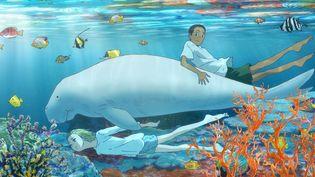 """Les Enfants dz la mer"" deAyumu Watanabe. (Copyright Eurozoom)"