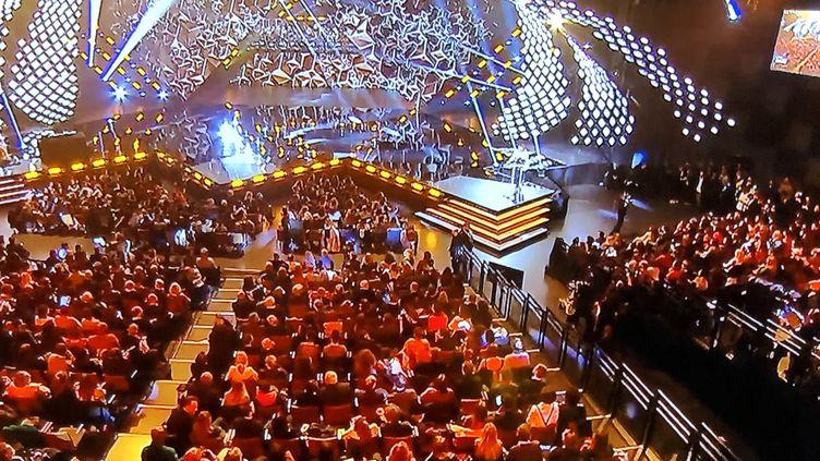 La cérémonie des Victoires de la musique à la Seine musicale (Boulogne-Billancourt), le 8 février 2019. (MAXPPP)