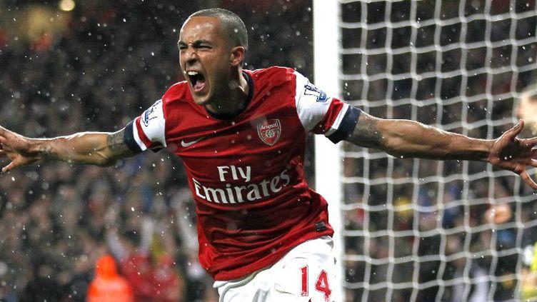 Théo Walcott (Arsenal).