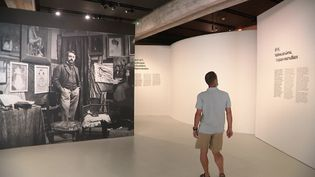 """""""Exposition Matisse en Corse"""" à Corte (France 3 Corse)"""