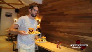 """Take Eat Easy, extrait d'un reportage de """"Complément d'enquête"""" (FRANCE 2 / FRANCETV INFO)"""