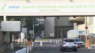 Jeudi 25 février, l'Oise est encore très fortement touchée par l'épidémie de Covid-19. (CAPTURE ECRAN FRANCE 3)