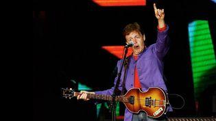 Paul McCartney sort un album rétro jazz en  février  (STR / AFP)