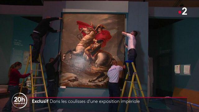 Paris : dans les coulisses de l'exposition Napoléon