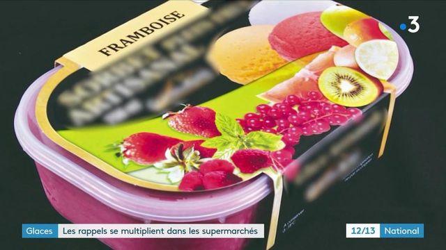 Oxyde d'éthylène : des glaces vendues en supermarchés contaminées par ce produit dangereux