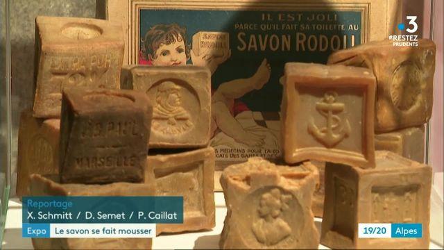 L'histoire du savon se raconte en Isère