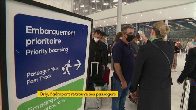 L'aéroport d'Orly a rouvert ses portes