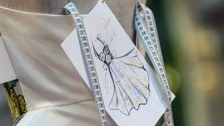 """Exposition """"Paper Dolls: 2D Fashion from Moschino"""", 2017  (Evgenya Novozhenina /Sputnik)"""