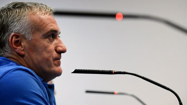 Didier Deschamps devrait poursuivre sur sa ligne de conduite. (FRANCK FIFE / AFP)