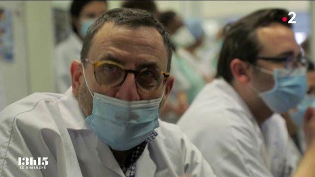"""VIDEO. Covid-19 : """"On nous demande de refaire des efforts et cela a été évidemment mal pris par les soignants"""", affirme le docteur Mathias Wargon"""