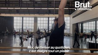 VIDEO. Du kiné au filage, une journée avec le danseur étoile Hugo Marchand (BRUT)