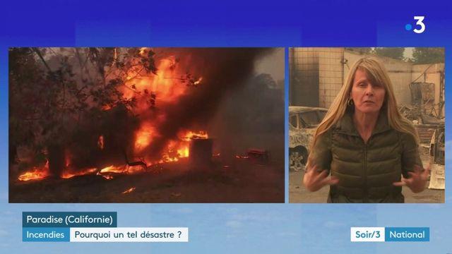 Etats-Unis : les raisons de ces incendies meutriers en californie sont nombreuses